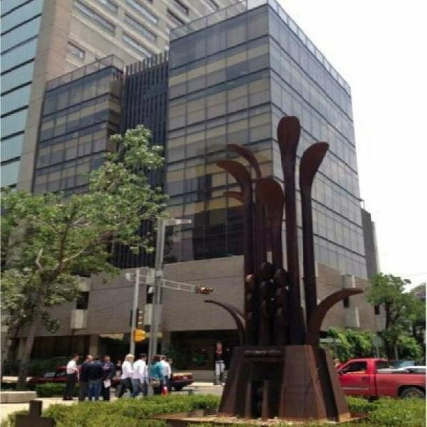 Oficinas en Renta, Reforma, Cuauhtemoc desde 64.75 m2 hasta