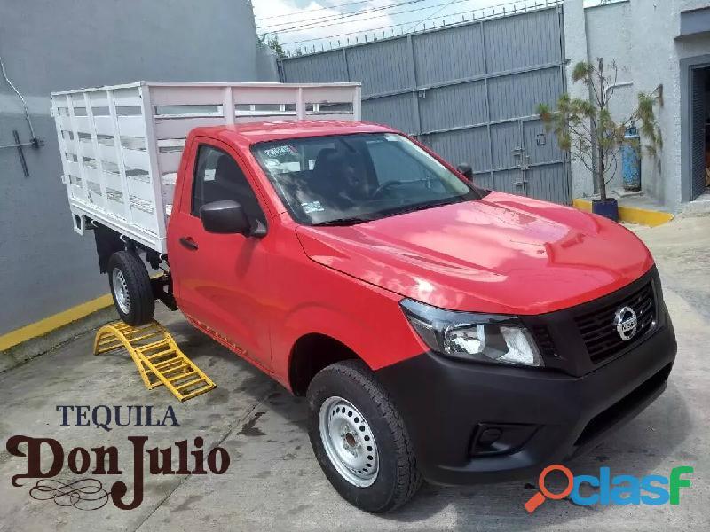 En venta flota de camionetas nissan pick up estaquitas 2017