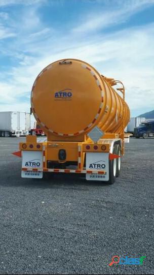 Bono $10 mil. pipas nuevas semiremolque tanque de 31,000 lts marca atro