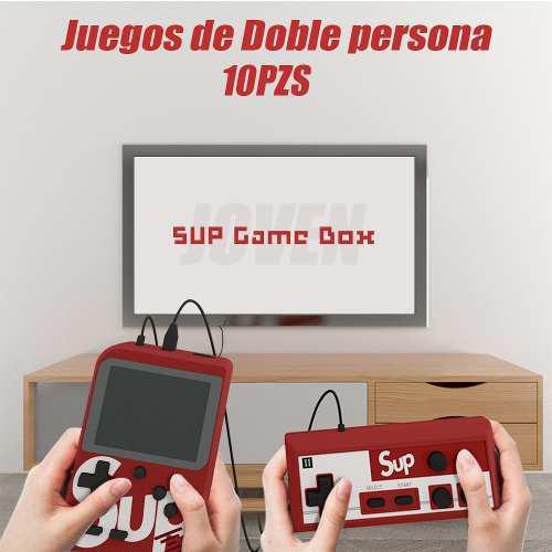 10pzs# sup game box mini retro consola portátil y