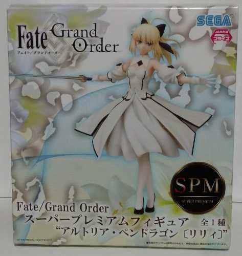 Fate grand order saber lily altria pendragon