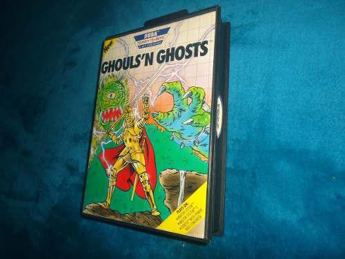 Ghouls and ghost para master system