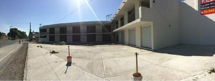 Local en renta plaza nueva santa maría rayón /