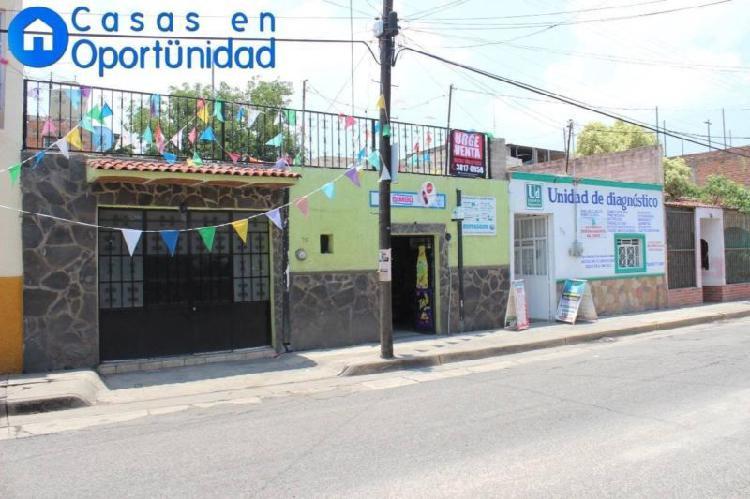 Casa de dos recámara en venta en acatlán de juárez