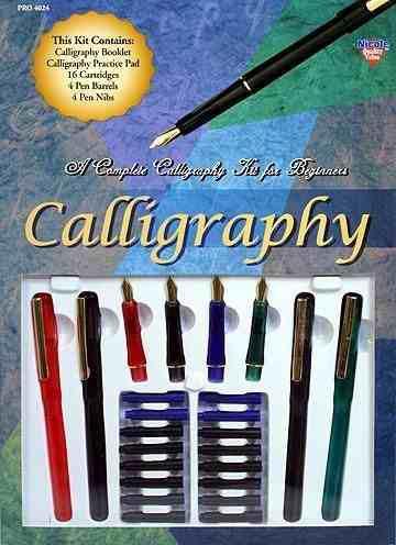 Completo kit de inicio de pluma de caligrafía para