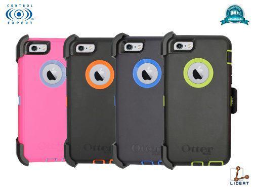 f1b5334d2be Funda otterbox uso rudo iphone 6s 6 protector case clip