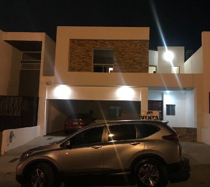 Se vende residencia nueva