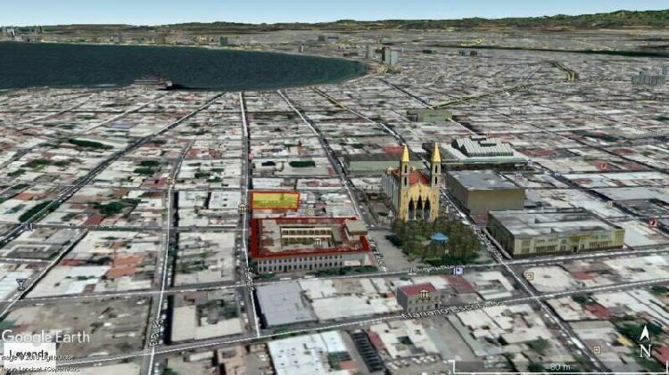 Terreno en venta en mazatlán en el centro oportunidad para