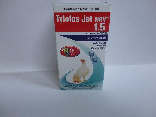 Tylofo jet nvr 1.5 100 ml #espolonesdeacero