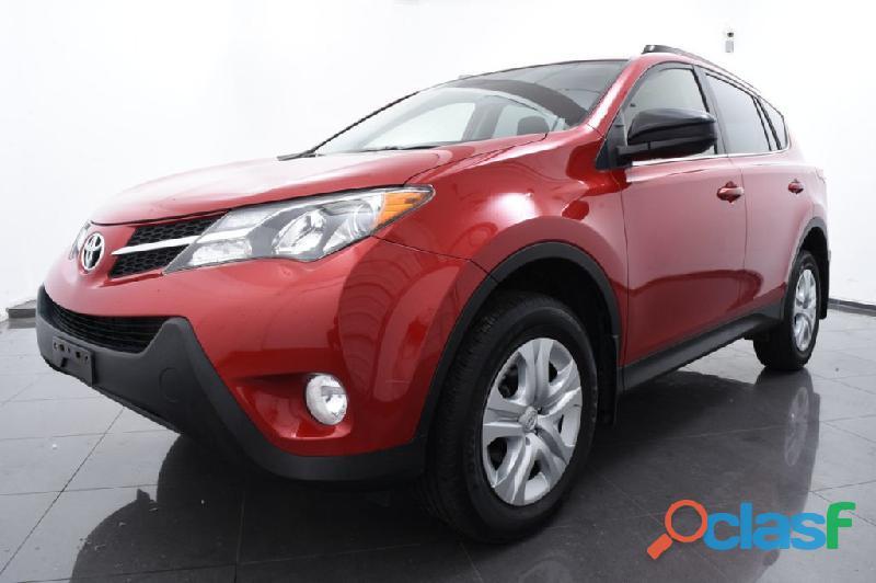 Toyota rav4 2015 color rojo