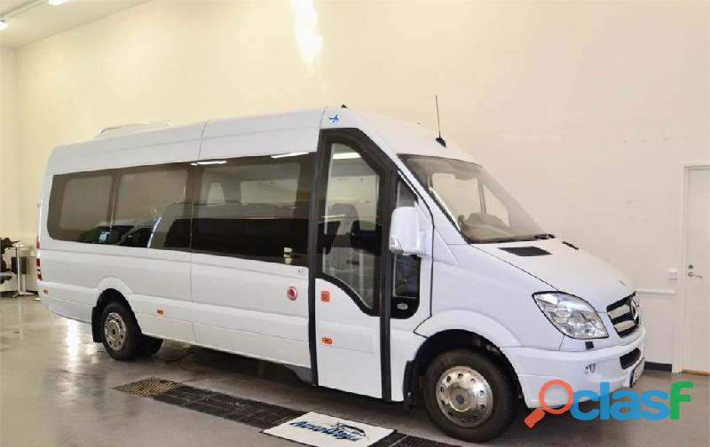 Mercedes benz sprinter 2013 extra larga