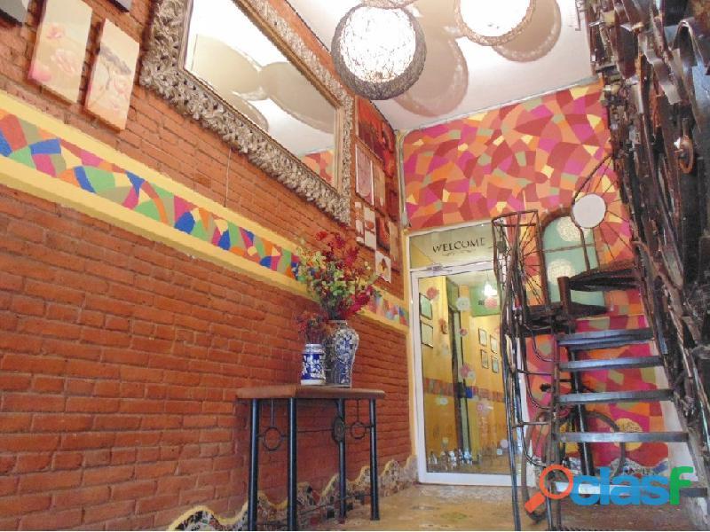 ¿viajas a la ciudad de méxico y buscas dónde hospedarte?