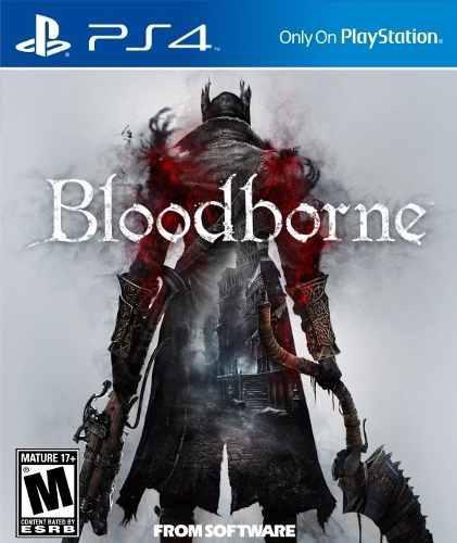Bloodborne.-ps4