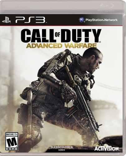 Call of duty advanced warfare seminuevo ps3 (en d3 gamers)