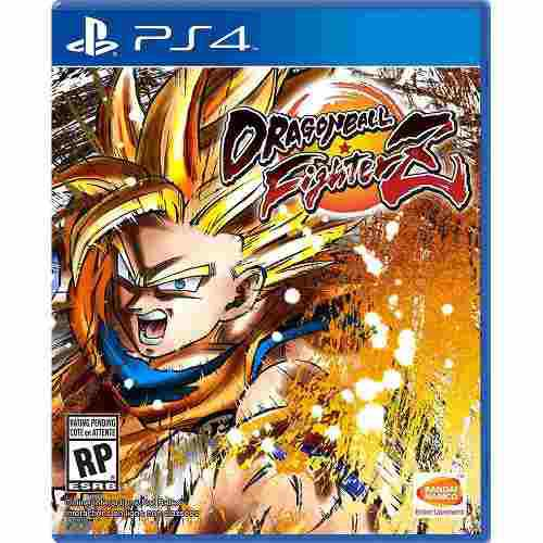 Dragon ball fighterz ps4 playstation