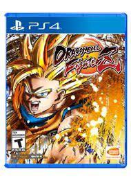 Dragon ball fighther z,video juego para ps4