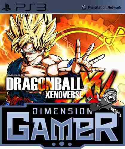 Dragon ball xenoverse + online ps3 licencia digital oferta