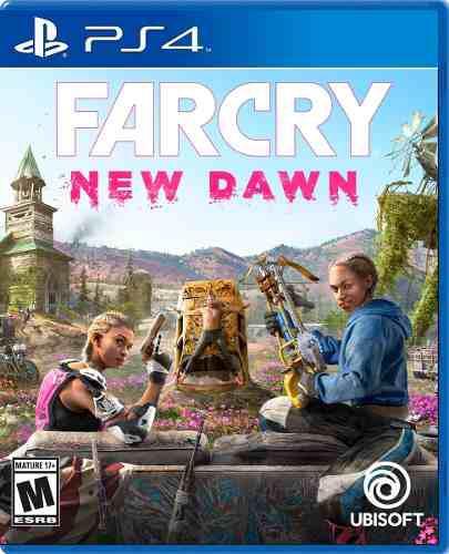Far cry new dawn standard edition::.. para ps4