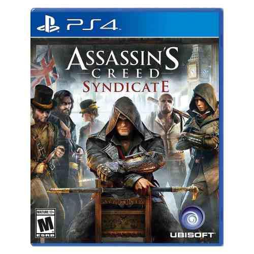 Juego assassins creed syndicate play s4 ibushak gaming