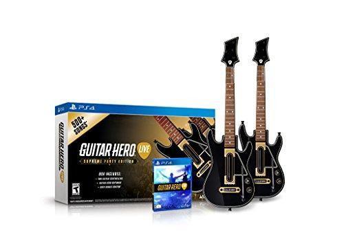 Juegos,guitar hero live supreme party edition paquete de..