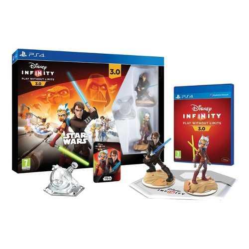 Playstation 4 disney infinity 3.0 star wars nuevo ultimos 2