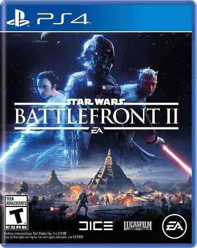Star wars battlefront 2 play sation 4 nuevo sellado ps4