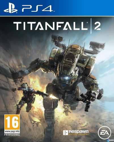 Titanfall 2 juego fisico nuevo y sellado