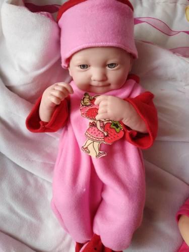 Bebe reborn vinilo prematuro