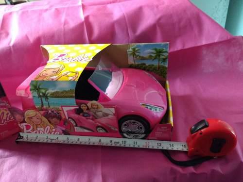 Convertible barbie glam más muñeca básica de regalo!!!!!