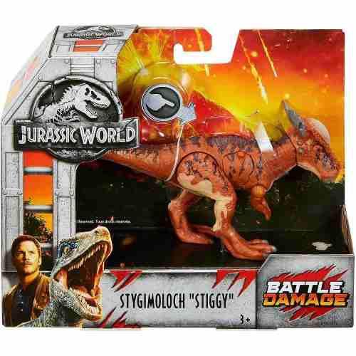 Jurassic World caído Reino Figura de dinosaurio Proceratosaurus paquete de ataque