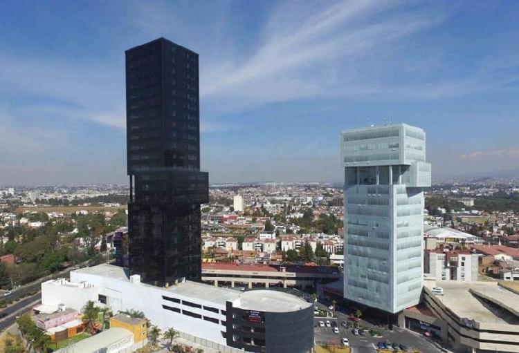 Renta de oficinas en puebla- zavaleta y la recta torre omega