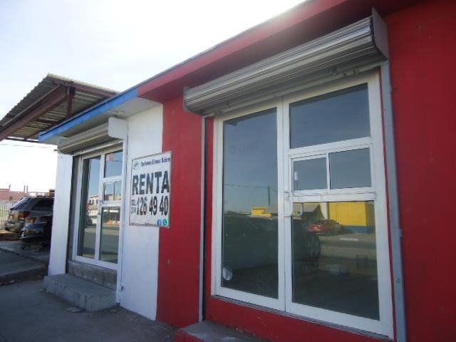 Renta local comercial al norte 20 m2 ** riberas de