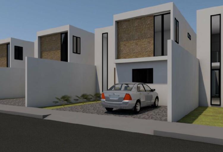 Casa en venta | fracc. real montejo