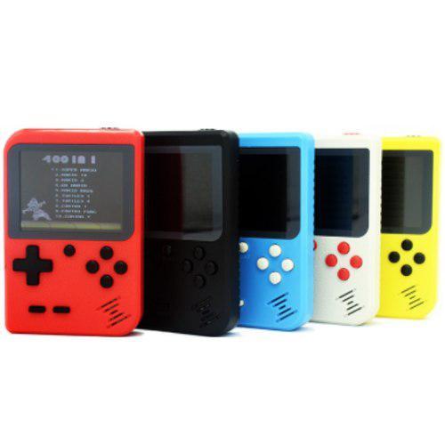 Consola portátil mini gameboy retro nintendo 168 juegos nes