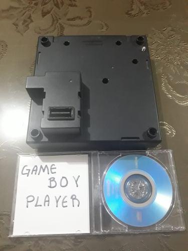 Game boy player game cube sin disco de arranque original