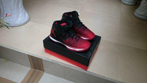 Jordan xxxi banned bred, de coleccion!tenis,michael,nike,air