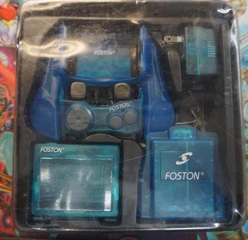 Kit de accesorios para game boy color gbc