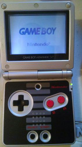 Nintendo game boy sp clasico!!