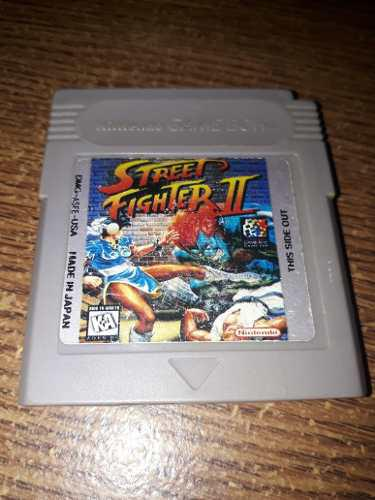 Street fighter ii game boy trosty house