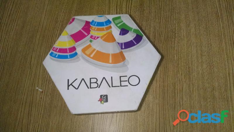 Juego de mesa kabaleo