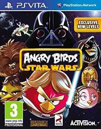 Angry birds star wars psvita