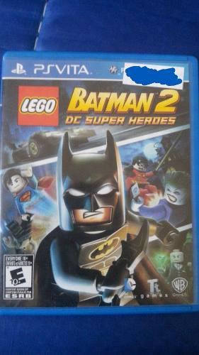 Batman lego 2 ps vita