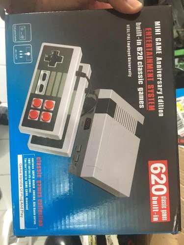 Consola 620 juegos clásicos