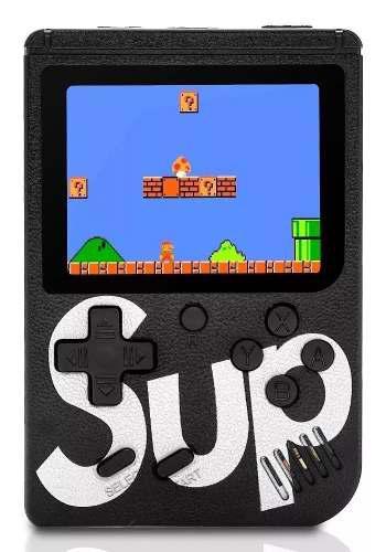 Consola juegos niños nes nintendo 400 jueg clásico retro
