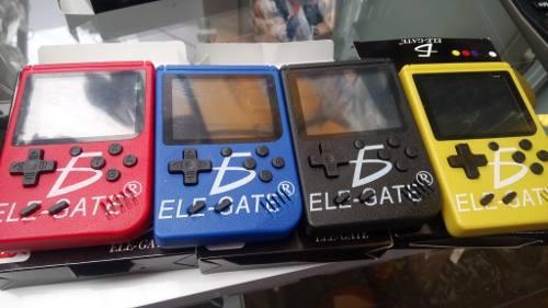 Consola portatil mini retro nintendo 400 juegos nes