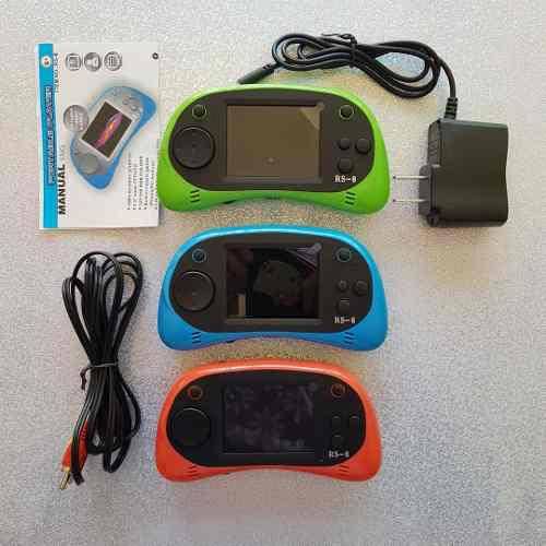 Consola videojuegos portatil