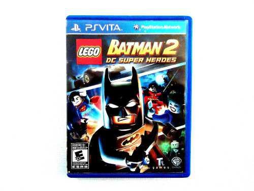 Lego batman 2 para ps vita !!!