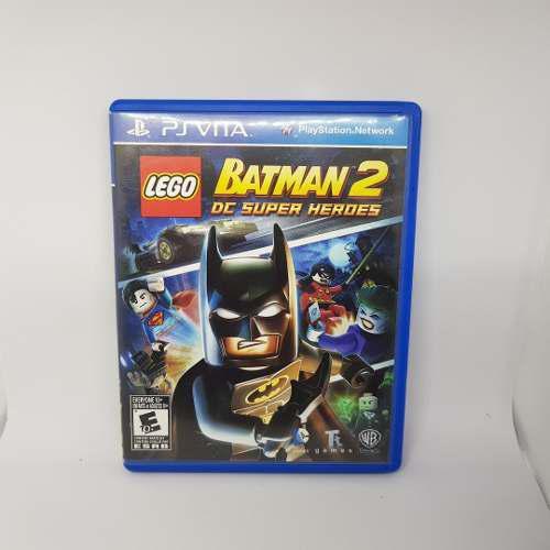 Lego batman 2 ps vita en cambios gamer