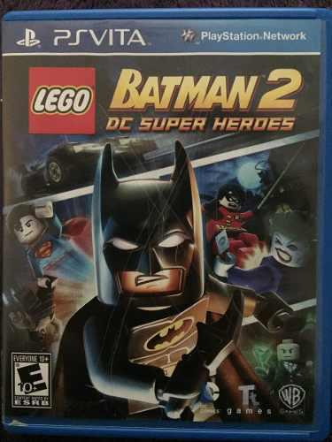 Lego batman 2 (dc súper heroes)