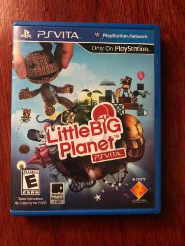 Little big planet para ps vita